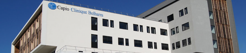 La clinique belharra bayonne appartient au réseau Hospitals Consultants