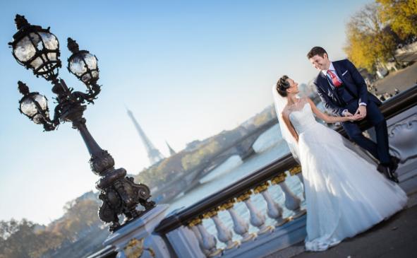 votre photographe de mariage à Paris – Agence Pearl