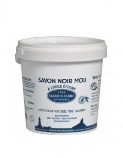 Où acheter du savon noir ? Mou ou liquide, en tube ou en bouteille, chez Marius Fabre !