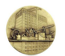 Médaille du bâtiment – Drago Paris